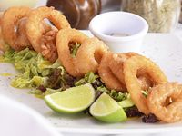 Onion & Calamari Ring Combo