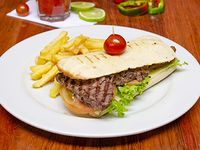 Sándwich Roast Beef