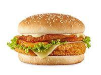 Hamburguesa de pollo Krunch