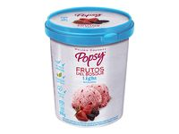 Helado Frutos del Bosque Light