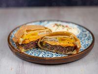 Promo - Pastelón burger