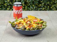 Combo 4 - Mexican Bowl + Bebida