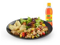 Oma & Lunch Pollo Teriyaki 45% OFF