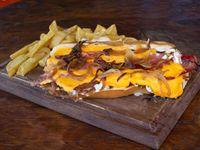 Hot dog Big Ferreyra