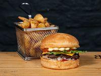 Combo - Club Junior burger + acompañamiento