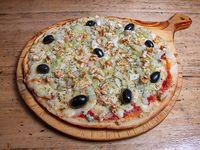Pizza especial afrodisíaca