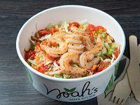 Bowl quinoa camarón