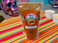 Salsa Roja Picante Suave x 250 g