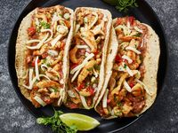Meros Tacos de Pollo