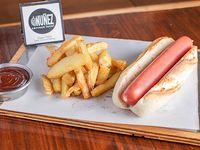 Hot dog simple