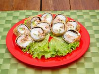 Hot maki tuna new (10 piezas)