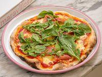 Pizza Rúcula y Jamón crudo