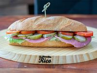 Sándwich pastrami