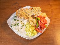 Filete de pollo a la mostaza (150 g)