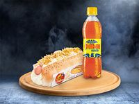 Combo Perrito Caliente + Refresco 400 ml