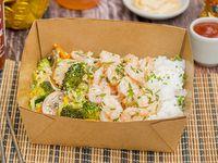 Bang Shrimp Rice