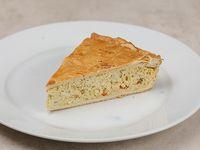 Torta pollo (porción)