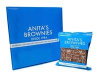 Caja x4 Brownies 75 gr de Arequipe