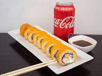 Promo Coca-Cola - Hot Tori Roll + bebida línea Coca-Cola 350 ml