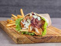 Bacon ranch wrap
