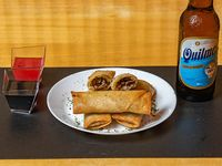 Arrolladitos + Quilmes 340 ml