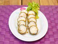 Hot maki lan (10 piezas)
