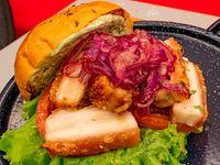 Hamburguesa Especial Porko's