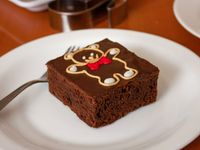 Brownie Decorado 75 gr