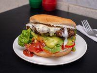 Picante burger