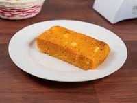 Soufflé de zanahoria, calabaza y ricota (porción)