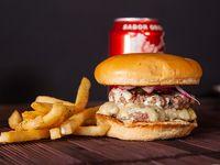 Combo Pitin Burger