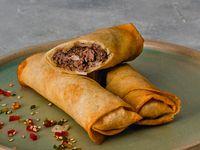 Harumaki carne y cebolla (4 unidades)