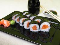 Salmón maki × 10 piezas