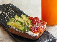 Desayuno o merienda - Avocado toast