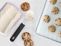Combo Masa para galletas + litro de helado