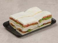 Bandeja chica de sándwiches olímpicos