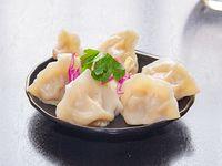 Ravioles chinos de cerdo (6 unidades)