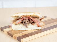 Bacon Steak sub 12''