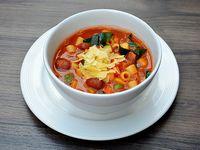 Sopa Minestrone a la Italiana