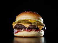 Quinto de Kilo Burger