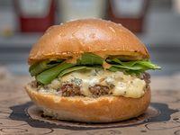 Burger blue hits