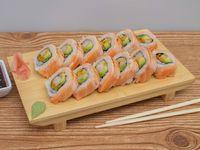 Sushi de Camarones
