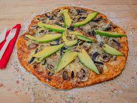 Pizza familiar de la patrona