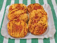 Pizzetas de tomate (media docena por paquete)