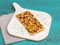 Pizza Porción Vegetariana