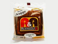 Brownie Chocolate con Arequipe A&A