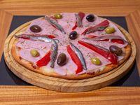 Pizza especial completa