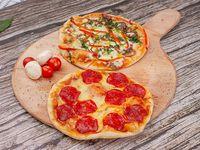 2 Pizzas Medianas