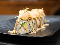 Rock chi tempura
