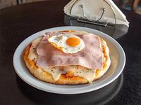 Pizza individual Hygge